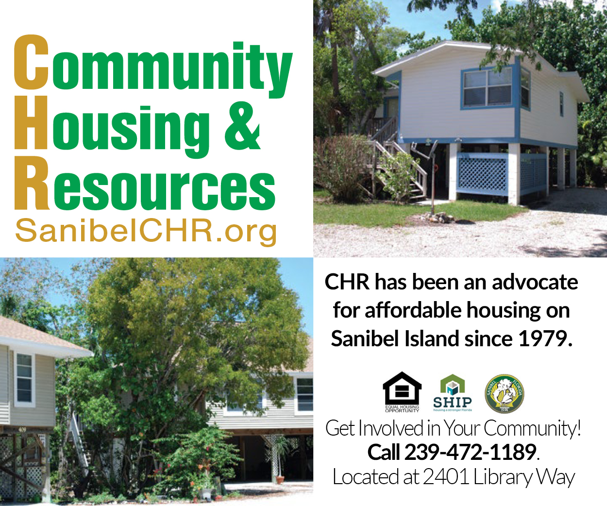 Community Housing & Resources, Inc.