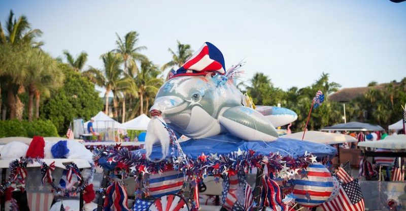 south seas island resort fourth of july 4th of july coaste magazine